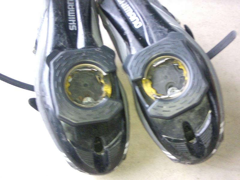 Cycling Cleat Covers | Keep on Kovers | 702.232.2092